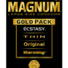 Trojan Magnum Gold Collection 10 Pack