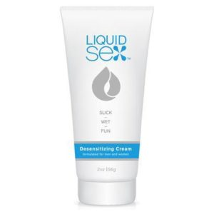 Liquid Sex Desensitizing Cream 2oz
