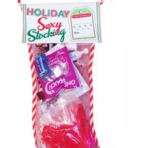 Holiday Sexy Stocking Adult Products