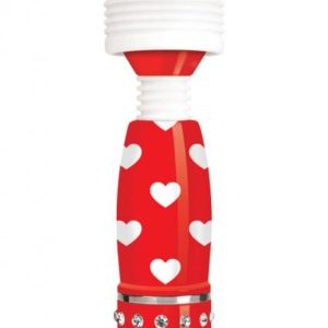 Body Wand Fashion Heartbreaker Red Massager