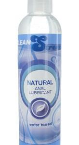Clean Stream Natural Anal Lubricant 8oz