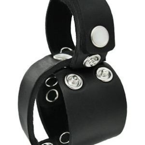 Deluxe Neoprene Ball Stretcher Black