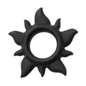 Dark Star Silicone Cock Ring